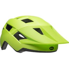 Bell Spark MIPS Casco, matte bright green/black